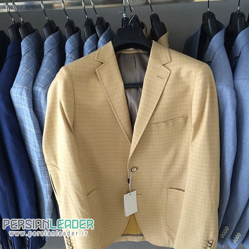 پوشاک مردانه جیووانی جنتیله کرج