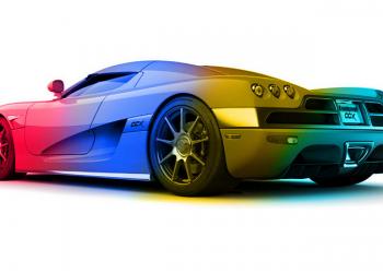 تشخیص رنگ خودرو
