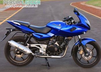 نمایشگاه موتور سیکلت باقری