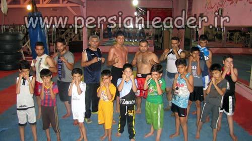 مجموعه ورزشی شهید حسین حیدری