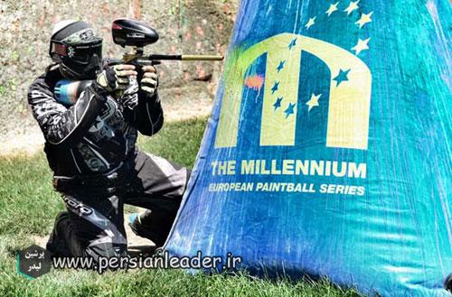 پینت بال پارک شهید بهشتی